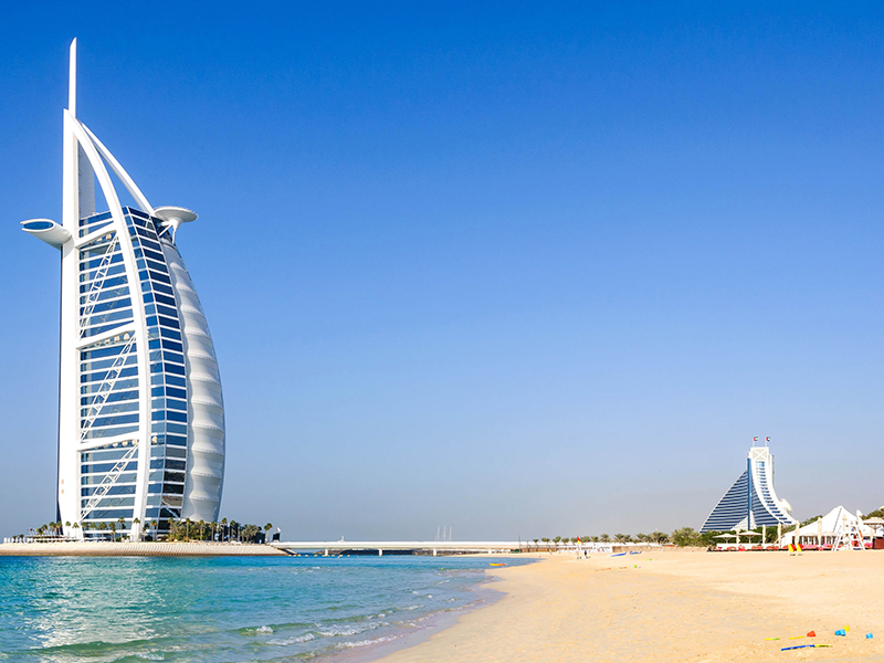 Best Vacations for Kids in the Middle East - Dubai