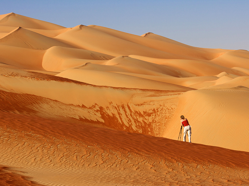Best Vacations for Kids in the Middle East - Saudi Arabia