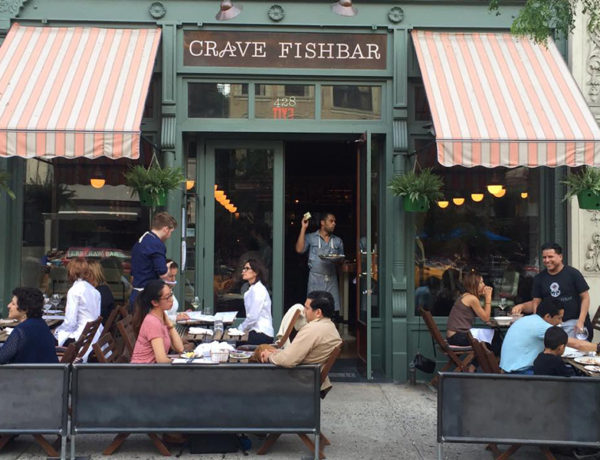 kid-friendly outdoor dining in new york city