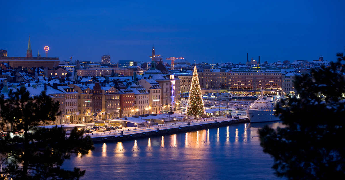 Visit Stockholm in Winter: 8 Reasons Why Your Kids Will ...