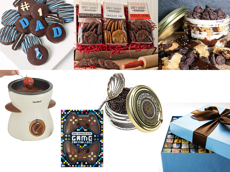 father's day chocolate gifts