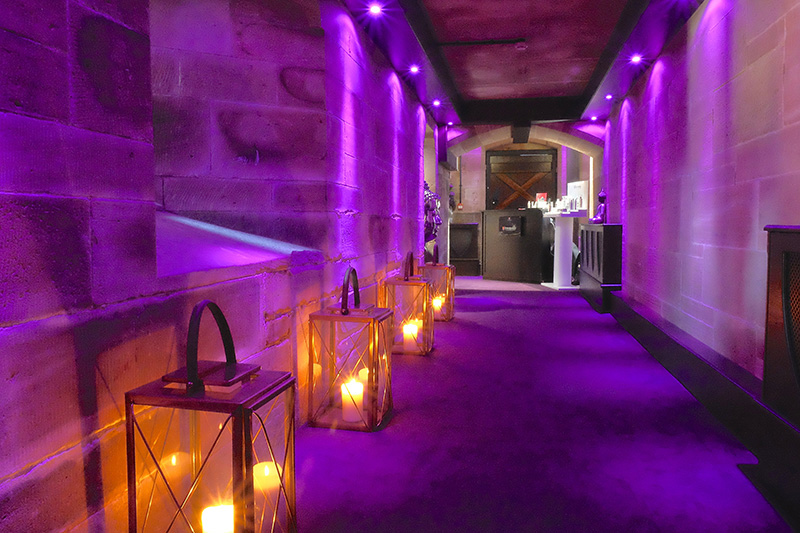 A Magical Night At Peckforton Castle Spa And Hotel In Cheshire England