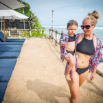 travelling to bali with a baby