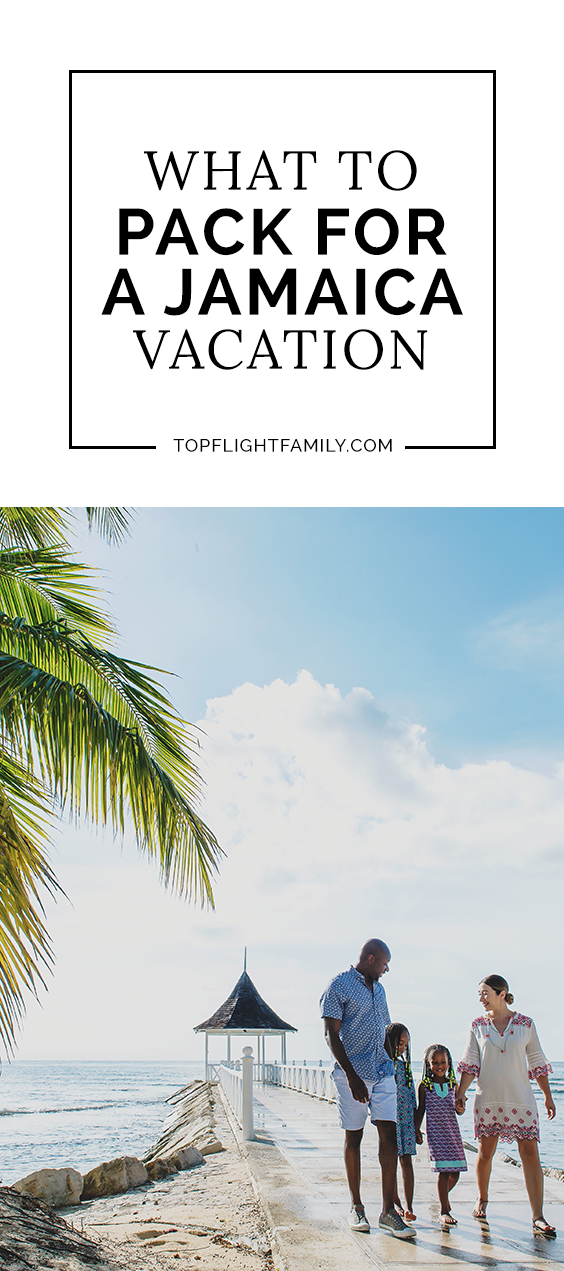 Putting together a packing list for Jamaica? Try Vineyard Vines. With its selection of resort wear, it's the perfect place to shop for a beach vacation.
