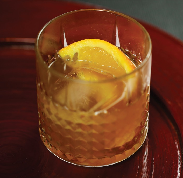Recipes for Brandy Drinks - Copper & Kings Brandy Old Fashioned