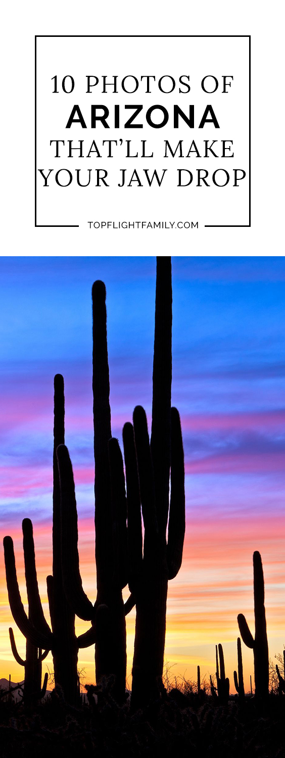 Wondering what the top Arizona attractions are? Check out this post, which showcases 10 jaw-dropping photos that bring Arizona's natural beauty to life.