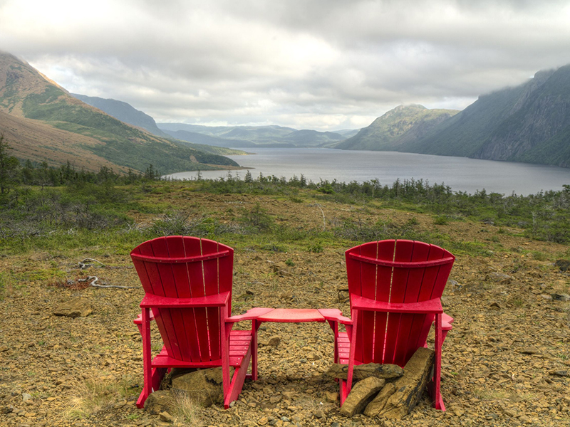Newfoundland - Chairs - Feature