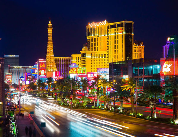 night helicopter rides in Las Vegas