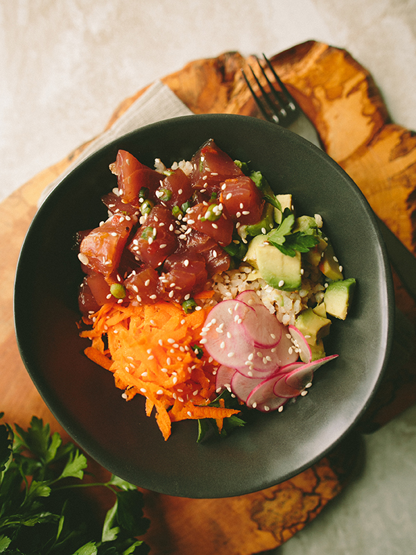 poke recipes