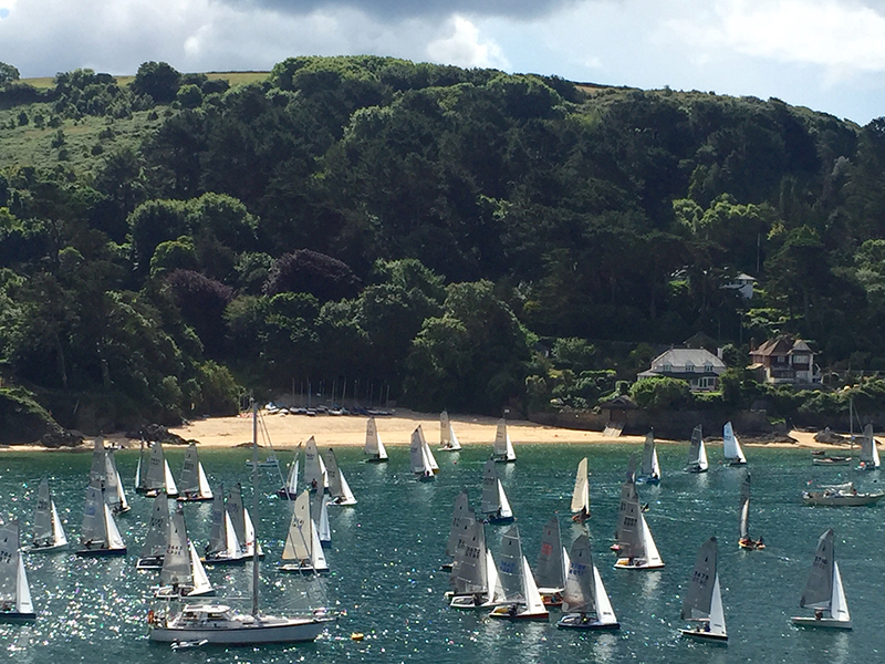 things to do in salcombe