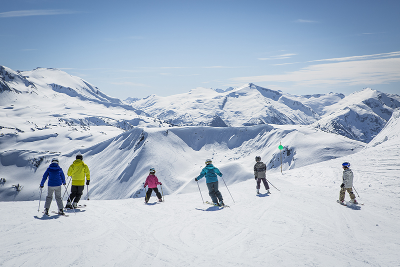 Canadian Rockies Skiing A Luxury Guide For Families
