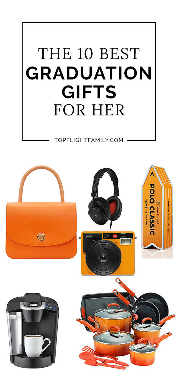 Looking for a graduation gift for a special young woman in your life? Here are the 10 best graduation gift ideas for her.
