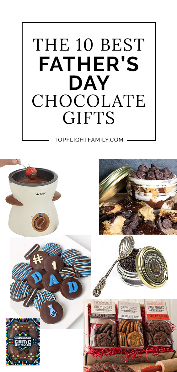 Looking for Father's Day chocolate gifts? If your dad has a serious sweet tooth, you'll find the perfect gift in our Father's Day chocolate gifts guide.
