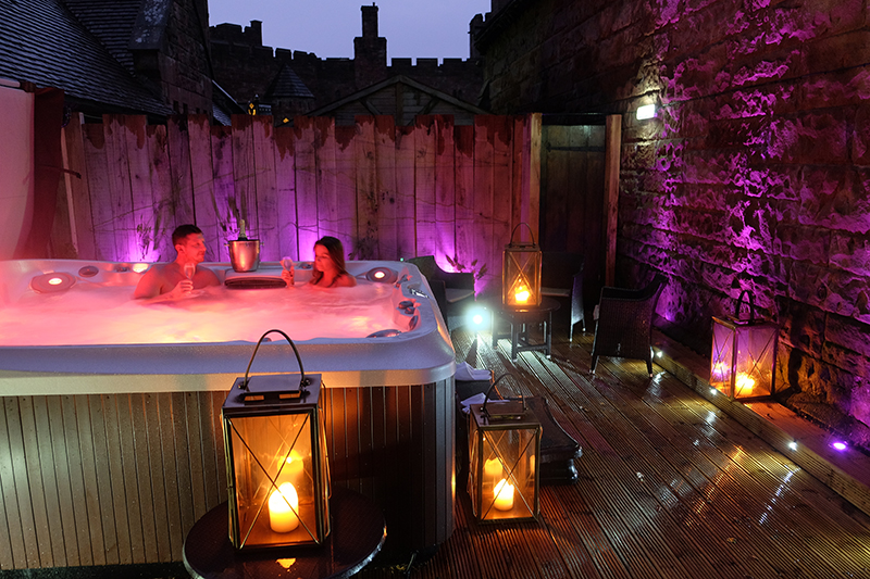 peckforton castle spa