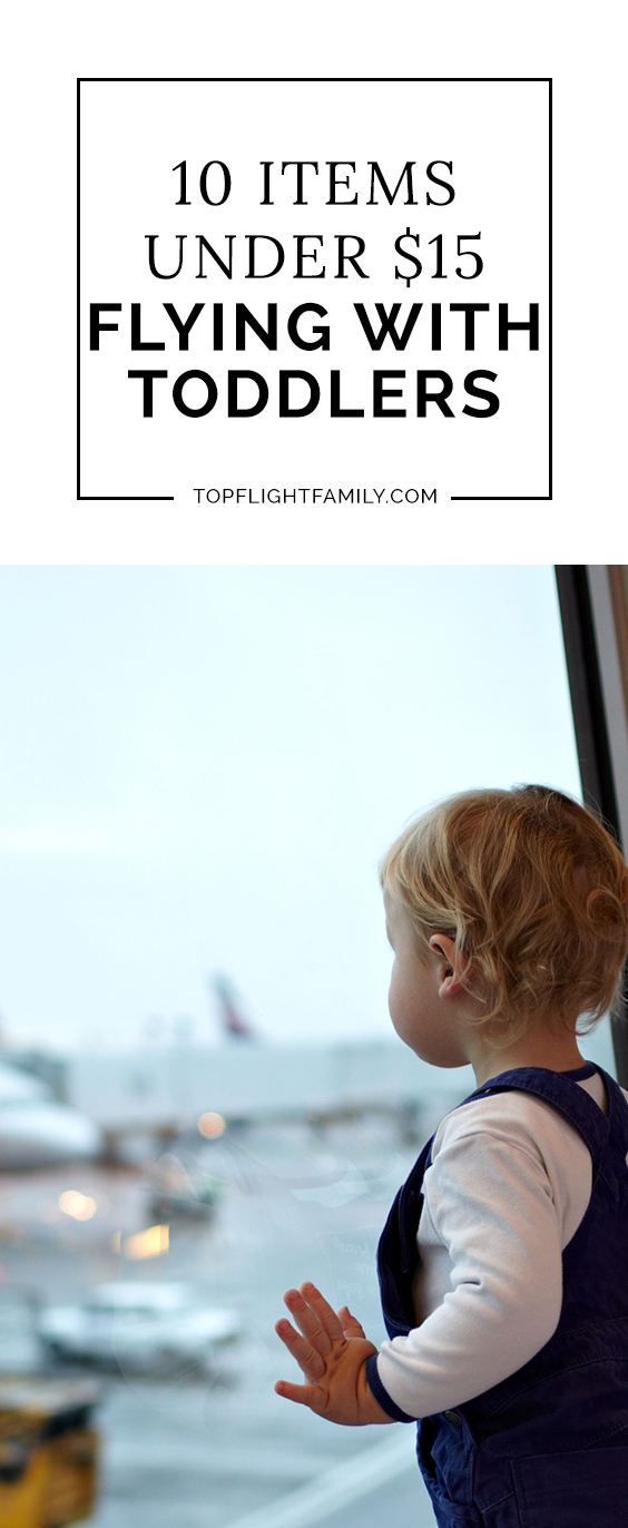 Flying with toddlers can be rough. After 30 flights with a toddler, here is one mom's list of must-haves for the plane, all available from Amazon Prime.