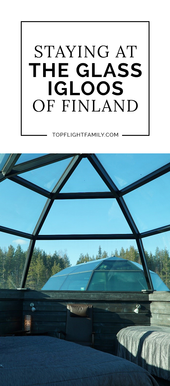 You've likely seen a picture of a glass igloo in Finland and thought to yourself: I must go! Here's what it's like to stay at the Igloo Hotel Finland.