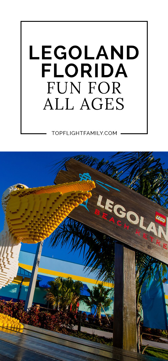 LEGOLAND Winter Haven Fl is aimed for kids ages 2 to 12. Just 45 minutes from Orlando, this theme park offers LEGO-themed fun for the whole family.