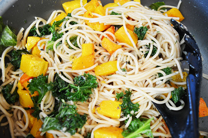 kale pasta recipes