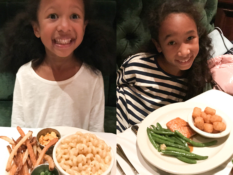 kid friendly restaurants dc