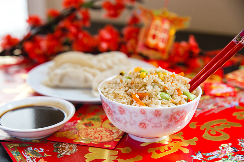 Chinese New Year Food Traditions