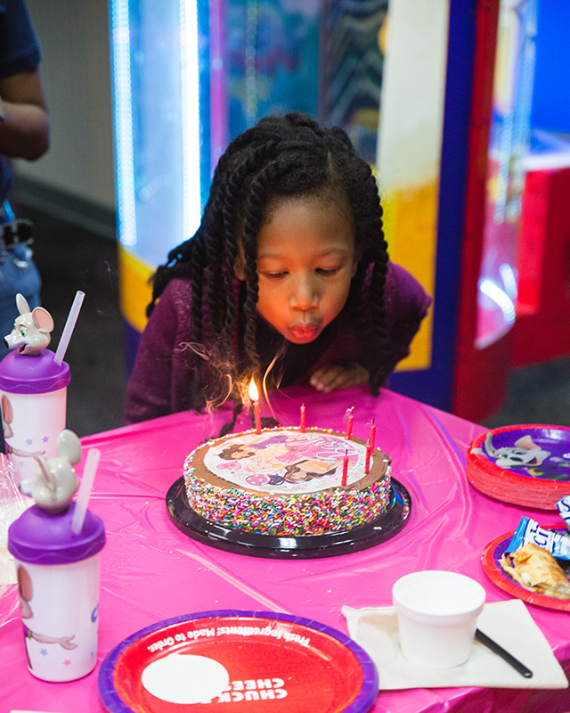 stress-free kids birthday parties