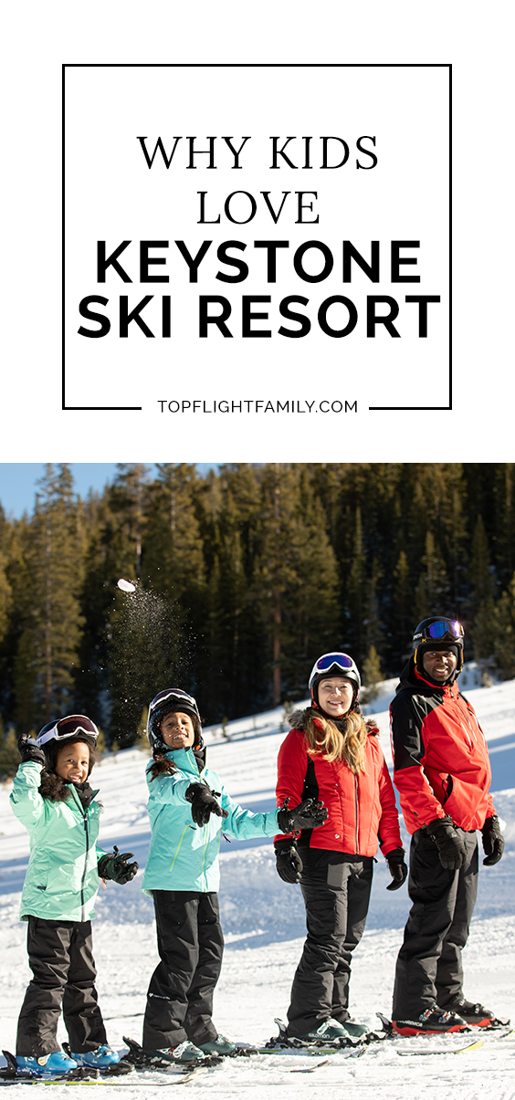 Looking for a great Colorado ski resort to bring your kids to? It doesn't get more kid-friendly than Keystone Ski Resort in Keystone, Colorado.