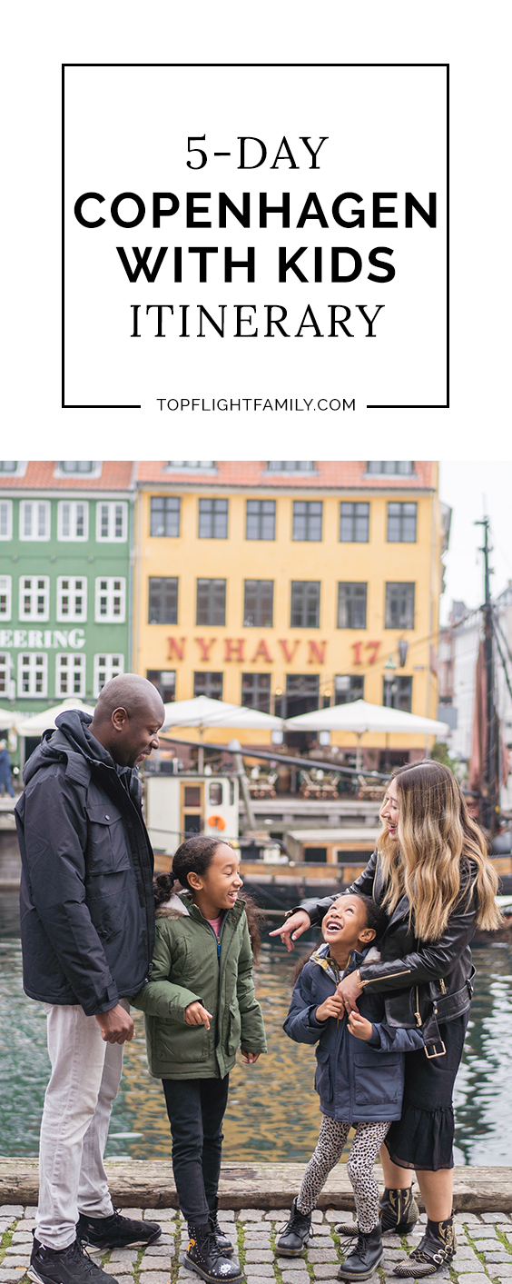 Visiting Copenhagen with kids? Here's a great 5-day family itinerary. Copenhagen is being called one of the best cities to travel to in 2019, and having recently been, I can see why!
