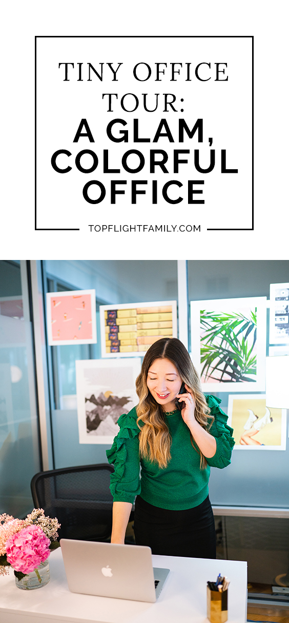 Looking for small work office decorating ideas? My tiny 6-foot by 10-foot office was a challenge to decorate, but I absolutely love how it turned out! I designed my dream office with feng shui in mind, but I had to figure out what wasn't working in order to create the perfect space.