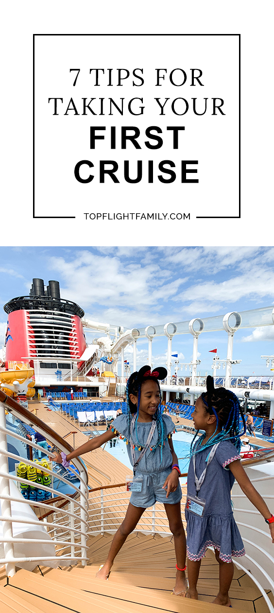 About to go on your first-ever cruise? Here's my best cruise advice for first timers so you can make the most of your cruise vacation!