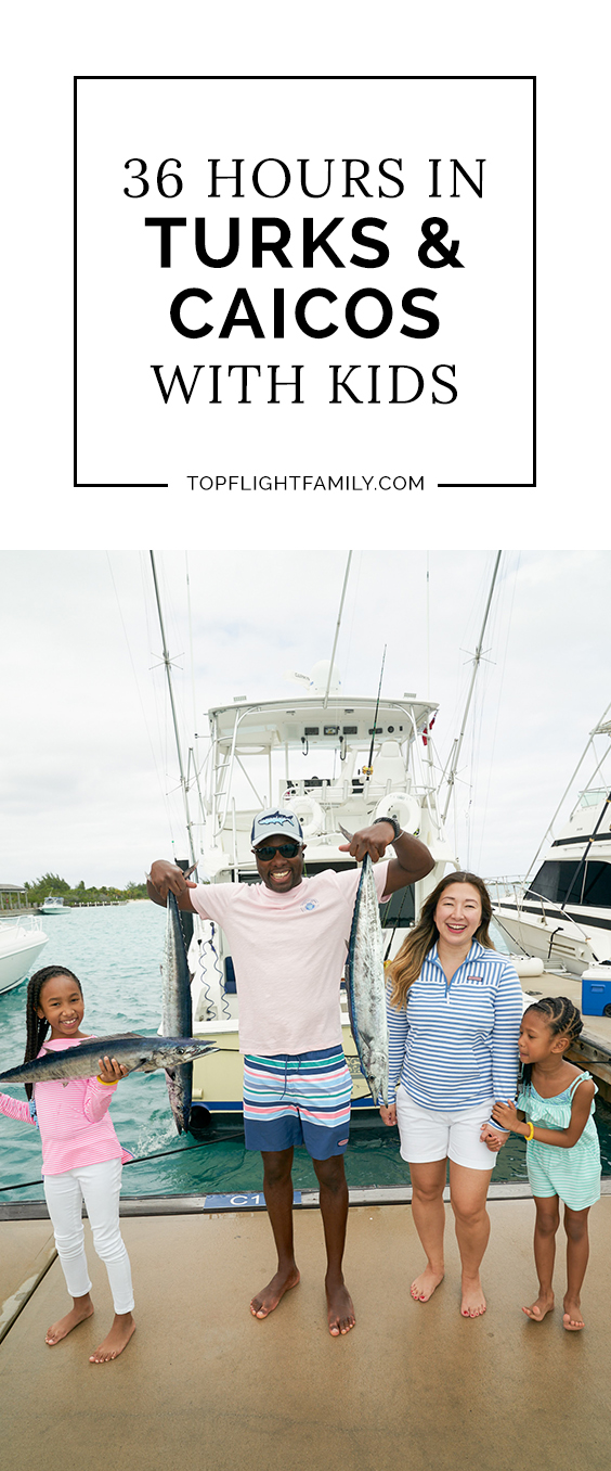 We recently experienced an amazing Turks and Caicos fishing adventure with Vineyard Vines. Read all about our short but action-packed Caribbean vacation!