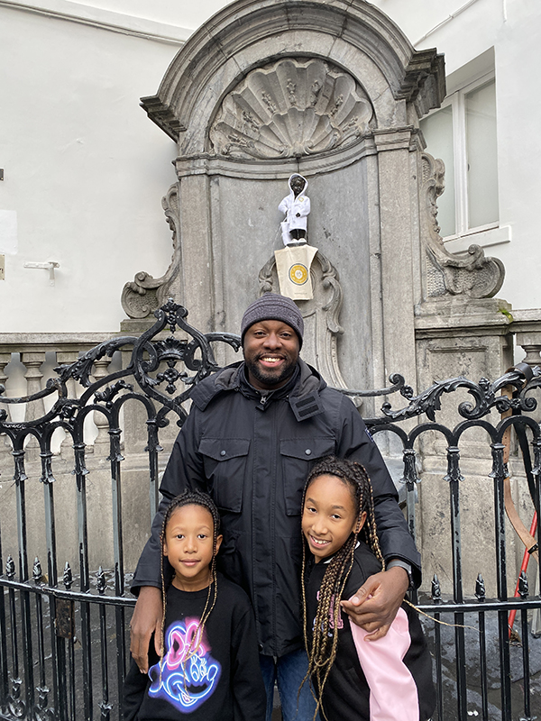 paris and brussels with kids