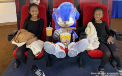 sonic the hedgehog movie premiere