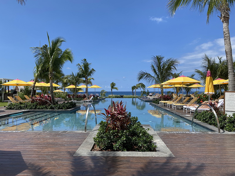 four seasons nevis with kids