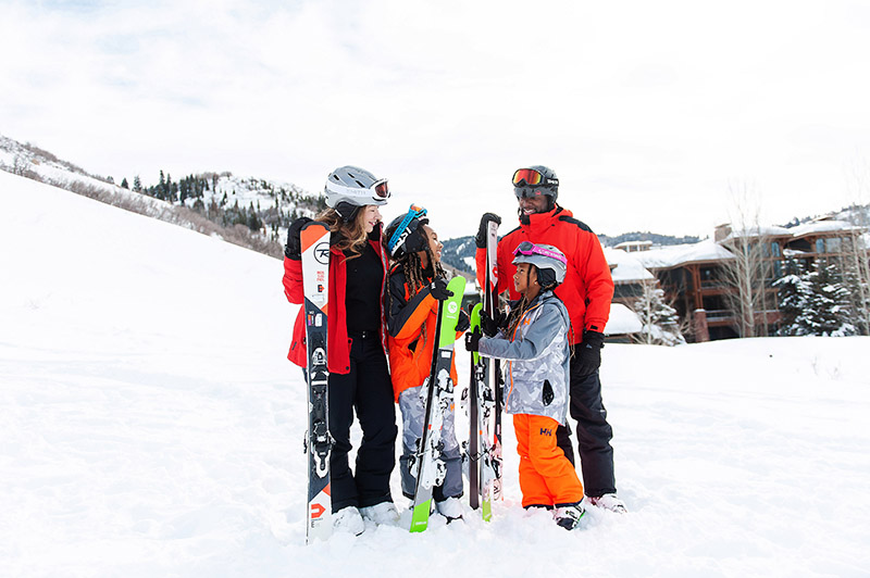 deer valley resort with kids