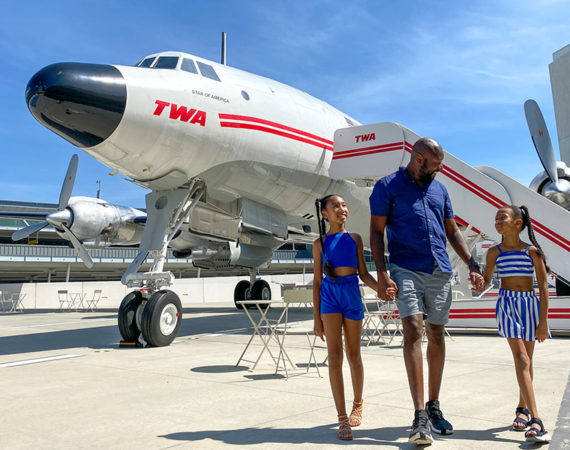 TWA Hotel Family Staycation