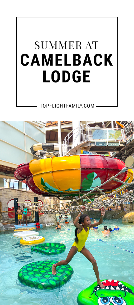 Are you looking for a resort that offers family-friendly fun all four seasons? Then you have to check out Camelback Lodge, tucked away in the Pocono Mountains of Pennsylvania!
